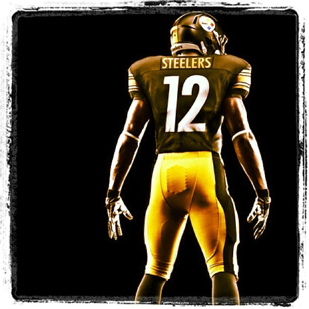 I Love My Team. Steeler Nation All Day