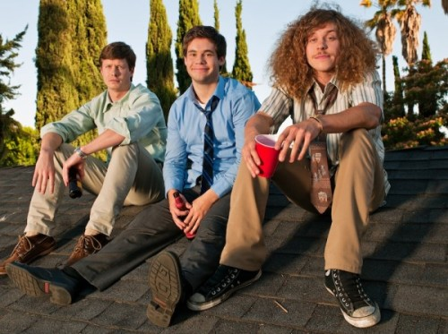 I am eternally grateful to Justin for showing me Workaholics.