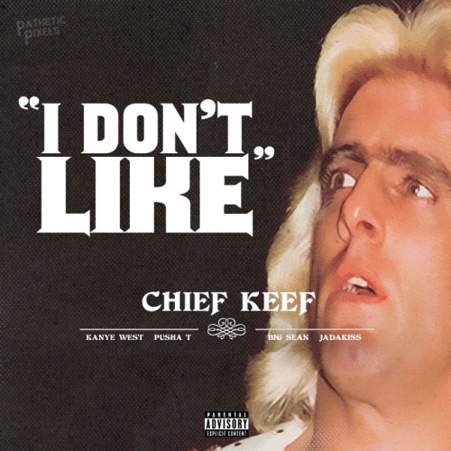 Chief Keef & GOOD Music - I Don't Like Remix
