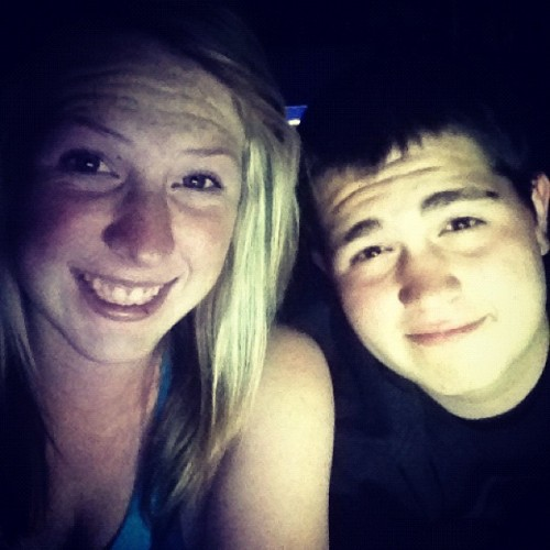 I'm glad he's my bestfriend💗 #5am #tired #crazy #bestfriends #love #funny @whiteboyz  (Taken with instagram)