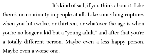aseaofquotes:  Lauren Oliver, Before I Fall
