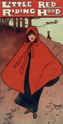 geisterseher:  Little Red Riding Hood. Belfast, 1895.  Belfast? New research quest…