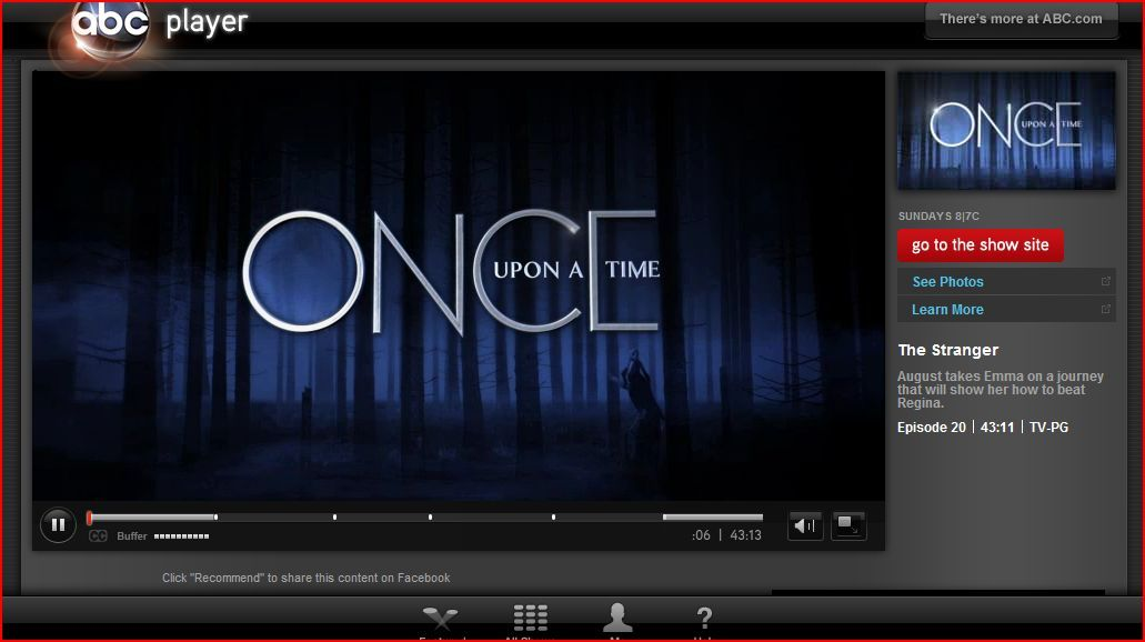My New Addiction… As if i need another  Once Upon a Time