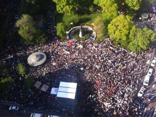 yesterday's rally at union square. made me proud of humans/nyc/americans… made me sad for the people who chose to go to work/watch tv/eat dog shit or whatever else was so fucking important…. wake up you stupid fucking slaves. marching past people shopping on mayday…. wake the fuck up