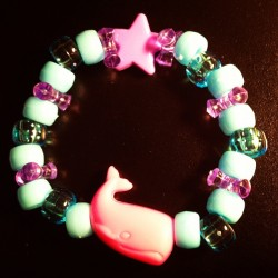 Whale #kandi #edc (Taken with instagram)