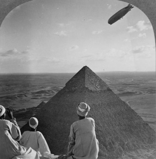 1931, Egypt   The GOLDEN time OF the DAY………..No.1