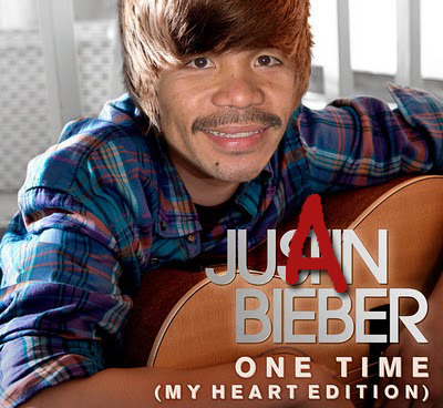Look, it's mexican Justin Bieber aka Juan Bieber