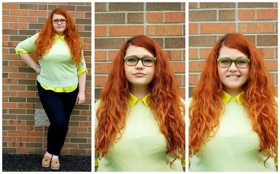 lookbookchubspo:  Electric Prep (by Sarah Rose)
