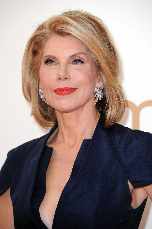 Happy birthday, Christine Baranski!