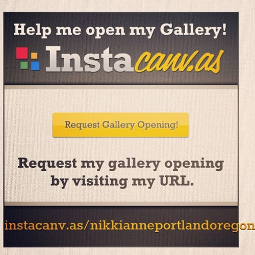 help me get my gallery by visiting my link listed #instagallery #portlandoregon #pdx #northwest #instaphotography #iphonephotography (Taken with instagram)