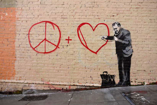 katherinemurdoch:  More Banksy.  Glad you like it.