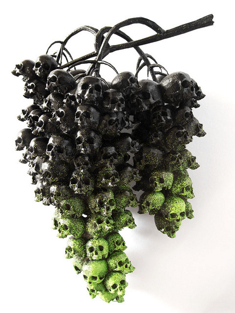 Black Grapes of Wrath by // LUDO // on Flickr.Rather ill limited edition Ludo