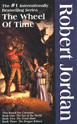 (via Goodreads giveaway: The Wheel of Time: Boxed Set #1 by Robert Jordan)