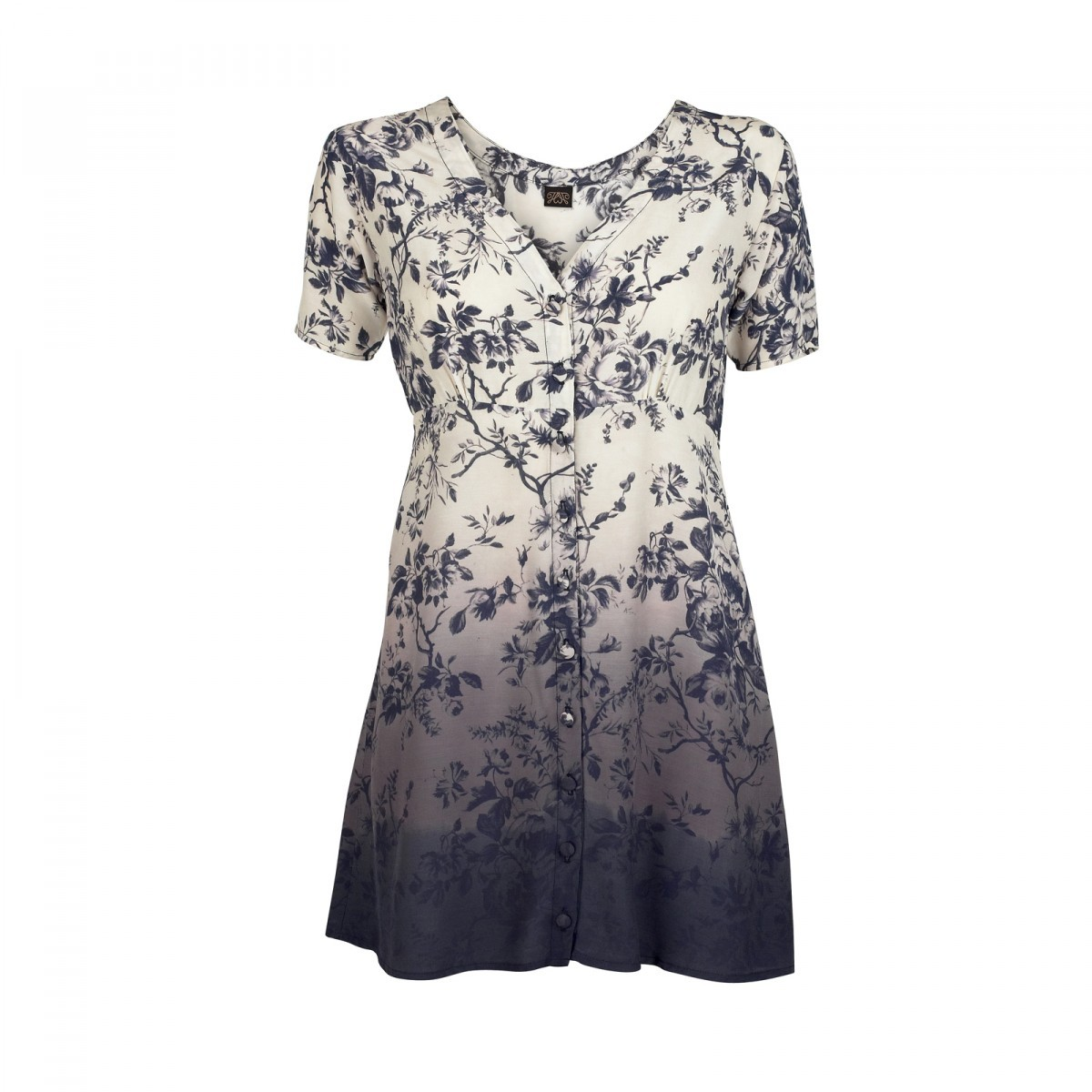 Dalston Rose Teadress available from @HouseofHackney