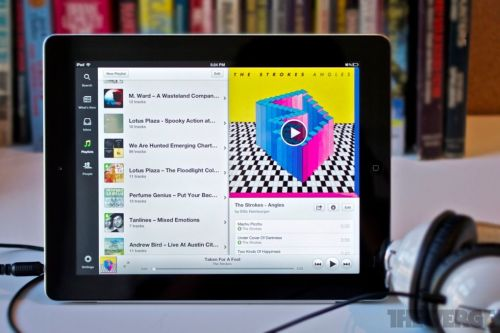 thisistheverge:  Spotify for iPad review Spotify's long-awaited iPad app is finally here, but does it do anything new?