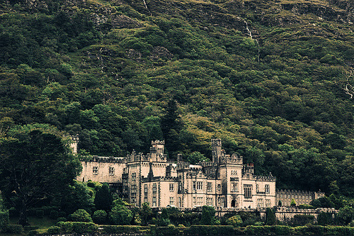 Kylemore Abbey (by jenni.rose)