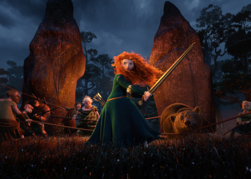 thepixargeek:  ▷ Brave (2012) new still
