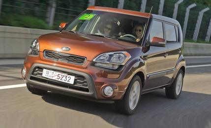 2012 Kia Soul Eco 1.6 Tested: No OG rodents were harmed in the writing of this review. (Source: Car and Driver)