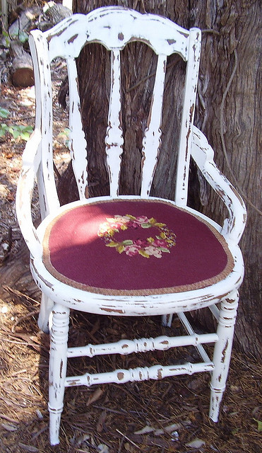 creativemuggle:  French Country Chair by Bella Casa on Flickr.