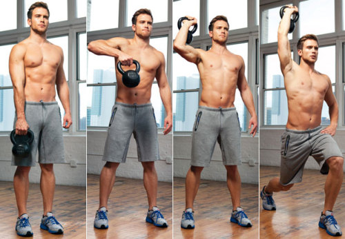 The Fastest Full-Body Workout