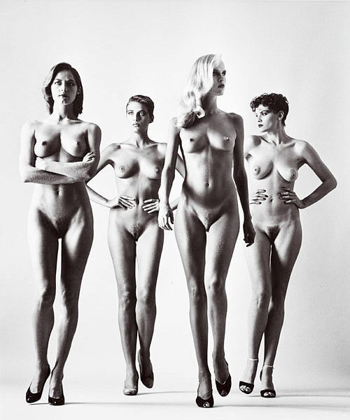 underview:  underview: BY HELMUT NEWTON