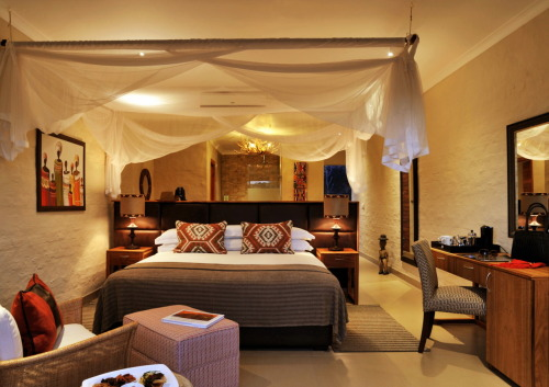 Safari club room,Victoria Falls safari lodge.Victoria Falls.