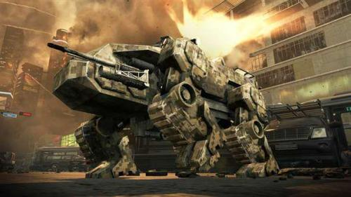 The new Call of Duty: Black Ops 2 trailer revealed.Also, giant walking tanks.
