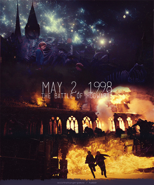 May 2, 1998: The Battle of Hogwarts