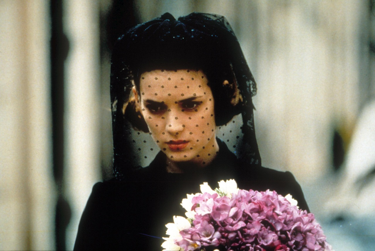 Winona Ryder in The House of the Spirits, 1993