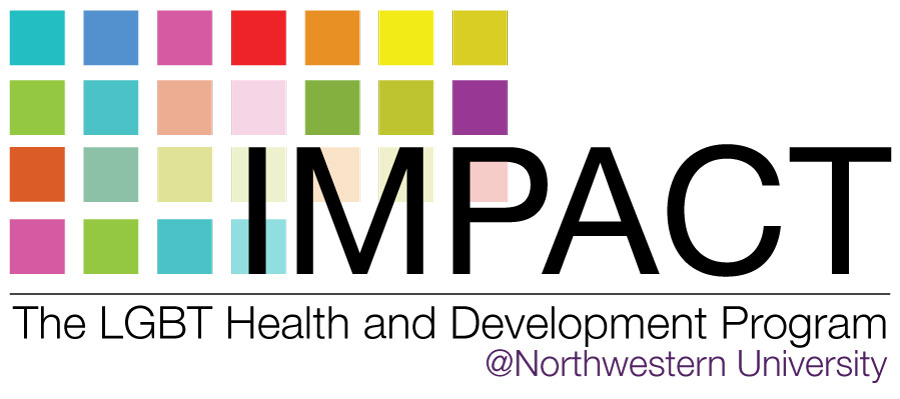 We are an LGBTQ Health & Development Research Group @ Northwestern University in Chicago, IL.  Our work focuses on improving the health of the lesbian, gay, bisexual, and transgender community, with a particular focus on adolescents and young adults. www.impactprogram.org - visit our site for more LGBTQ youth sex & health development info!
