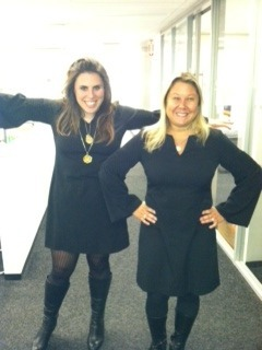 Oh-No-You-Didn't… LBD Twinsies, MS Society