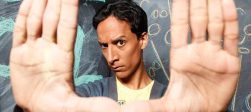 A CollegeHumor Interview With Danny Pudi  CH: Thank you for doing this. Danny Pudi: Thank you. I appreciate it; it feels good to be recorded. Woooo! And not by my cable company, so that's good.  [click to keep reading]