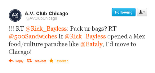 Don't tease me like this, Rick Bayless.