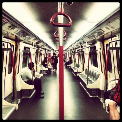 -1photo1day-:  I love photos with balanced symmetry (Taken with instagram)