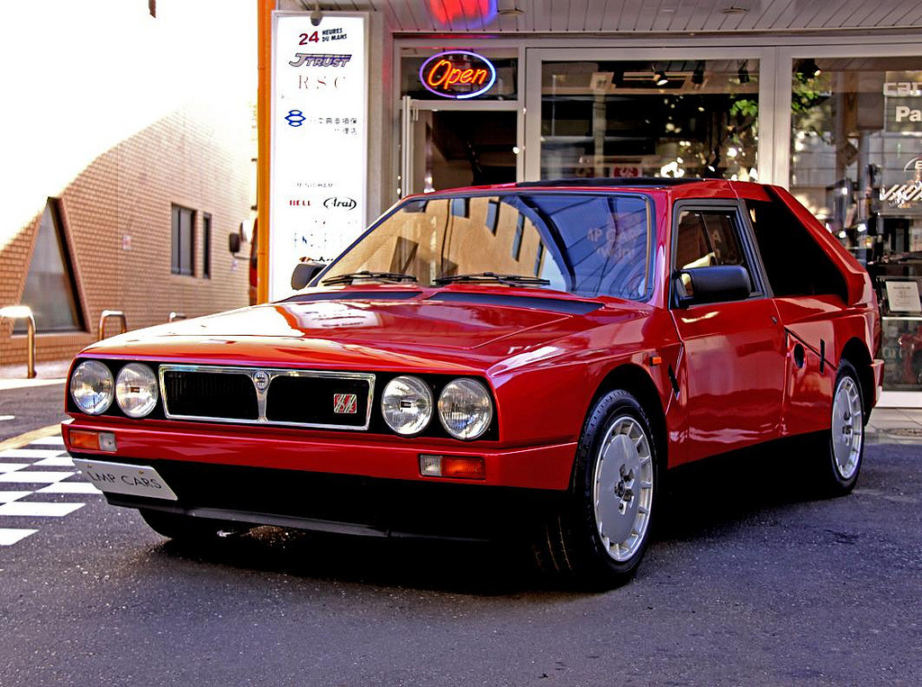 Lancia Delta S4 Stradale - Group B Grocery Run
