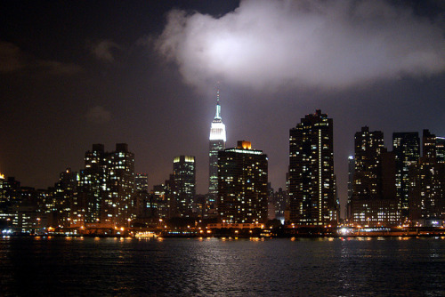 NYC From Water 15s on Flickr.I miss home a lot today …