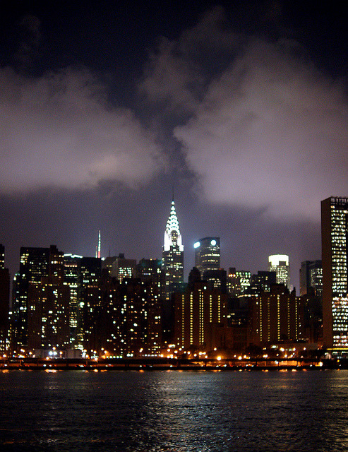 NYC From Water 17s on Flickr.I miss home a lot today …