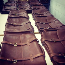 Lotuff Leather briefcases