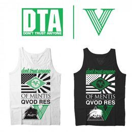 "VXRSI's ""don't trust anyone"" streetwear tank"