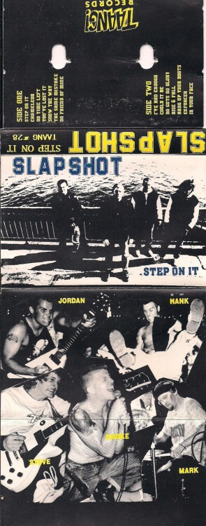 Slapshot (Step On It) Taang!