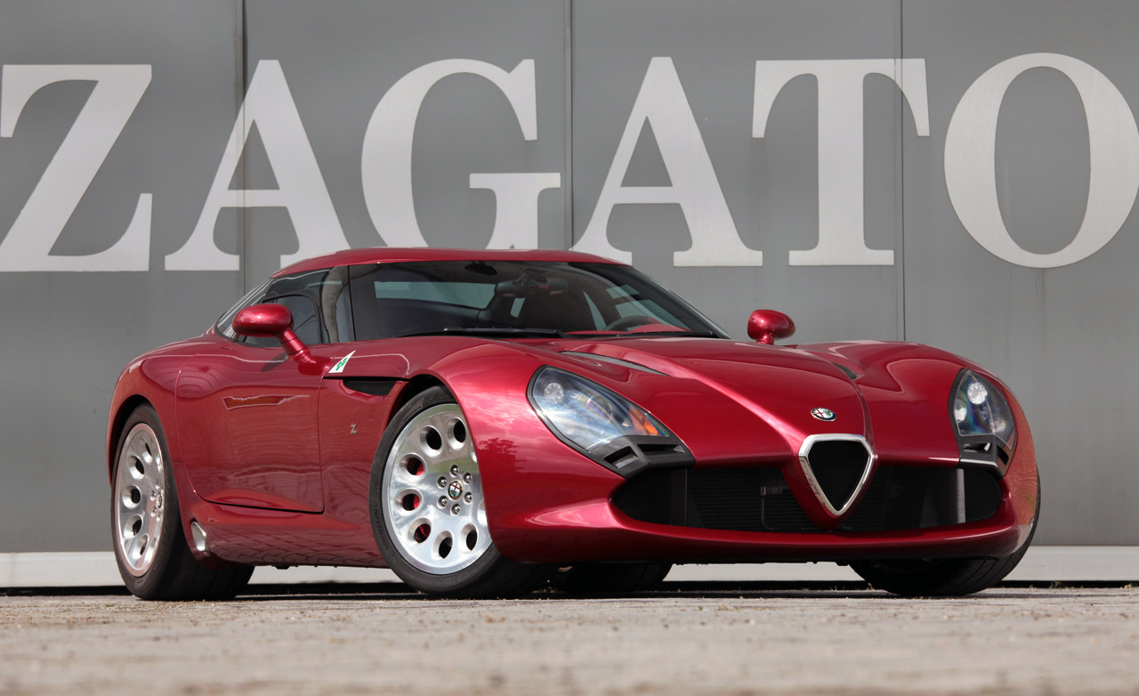 Alfa Romeo TZ3 Stradale - Read it and Weep