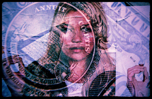 "Kate Moss x Supreme x See Thru Money ""We don't always see eye to eye"" My Remixes Better!"