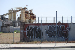 SOKE, SEKS Graffiti - Oakland, CA on Flickr.Via Flickr: Daily Graffiti Photos and Street Art Culture… www.EndlessCanvas.com Follow us… Facebook, Tumblr, YouTube, Twitter