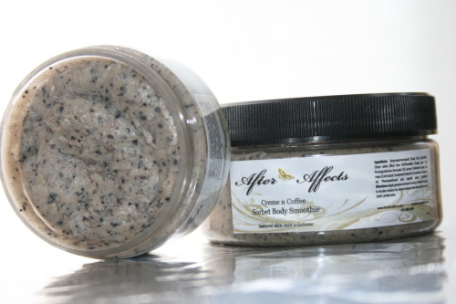 Coffee Scrubs! Nothing but Nature's Ingredients- Jar full of antioxidents and great for cellulite redistribution!