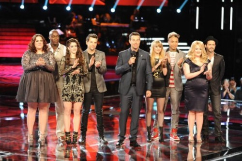 The Voice Results: Elimination Shocker Which four will compete in next week's finale? Read More Here.