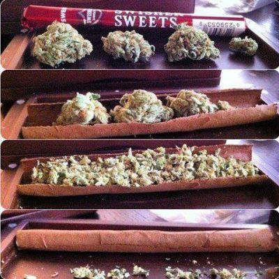Roll it up ! :)