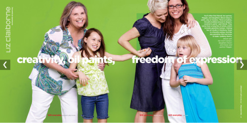 JC Penney puts lesbian moms in their ad. Go there and buy a belt or something!