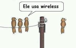 Wireless…