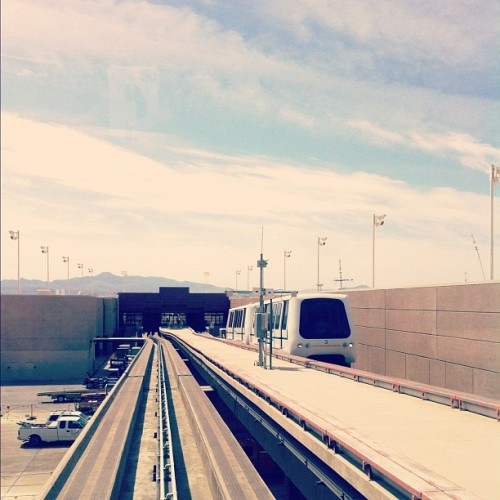 Taken with Instagram at Las Vegas Airport