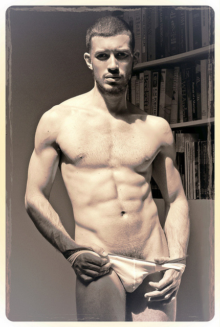 study # 2 on Flickr.model: Matthew M photographer: robertinToronto copyright: Robert Wallace